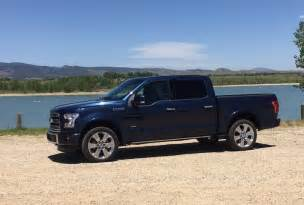 Ford F150 2016 2016 Ford F150 4x4 Limited Review How The 1 Haul