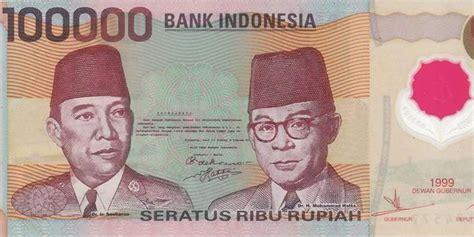 indonesia pelopor uang berbahan plastik merdeka