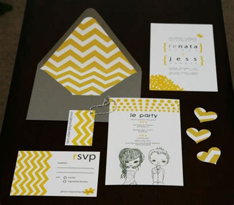diy wedding invitations cheap my modern affordable diy invitations weddingbee photo