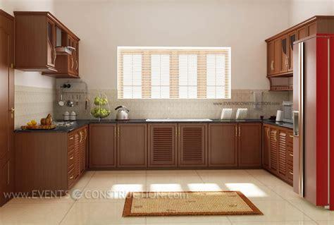 evens construction pvt  interior   kerala kitchen