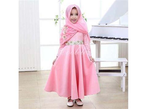 Jilbab Anak Terbaru 2016 tren baju muslim anak untuk bulan ramadhan dan lebaran