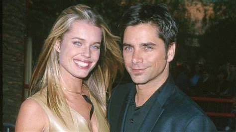 john stamos with wives american actor jon stamos and his girlfriend caitlin