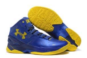 blue and yellow nike basketball shoes navis