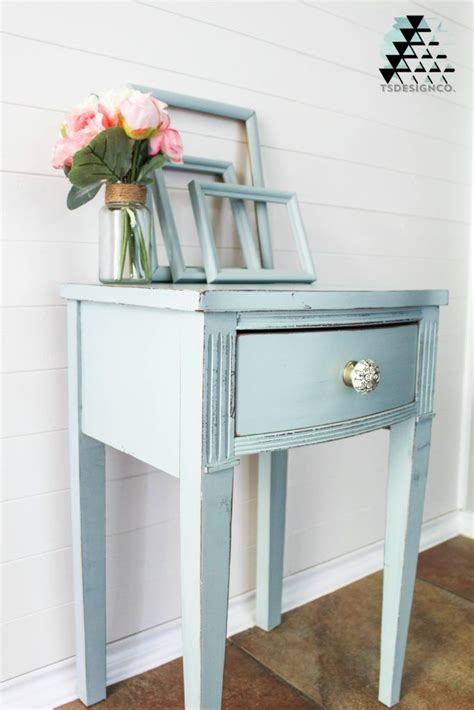 americana decor s quot vintage quot chalk paint team sutton designs vintage end tables