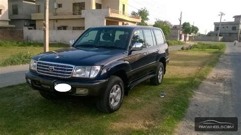 2000 Toyota Land Cruiser For Sale Pakwheels Pakwheels