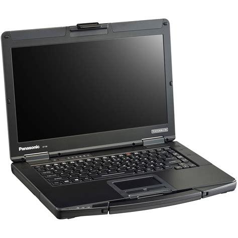 Semi Rugged Laptop by Panasonic 14 Quot Toughbook 54 Semi Rugged Notebook
