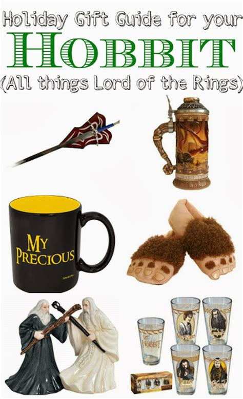 gifts for tolkien lovers gift guide for your hobbit the domestic