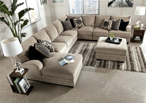 Oversized Sectionals With Chaise Astonishing Large Sectional Sofas With Chaise 65 For Your Sectional Sofa Parts With Large