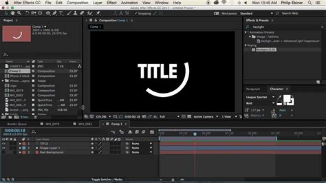 export adobe premiere to after effects after effects tutorial learn the basics