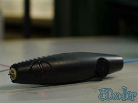 kickstarter 3doodler pen 3doodler 3d printer pen hits kickstarter slashgear