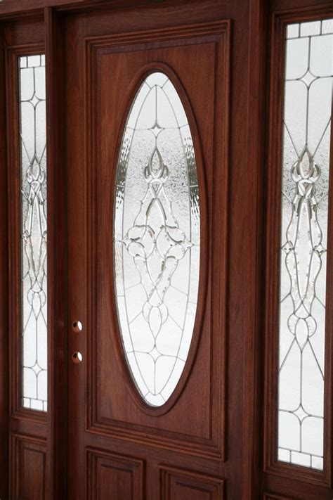 front door with oval window oval doors cadence left large oval classic painted