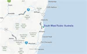 Crescent Table South West Rocks Australia Tide Station Location Guide