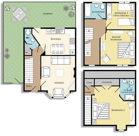 cottage company floor plans magdalene house stunning accommodation in beautiful
