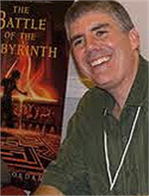 biography of rick riordan author rick riordan bio and signed books vj books