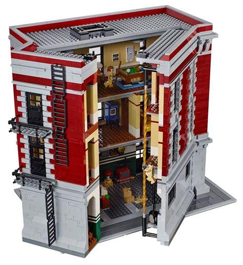 Lego 75827 Firehouse Headquarters ghostbusters lego firehouse headquarters up for order