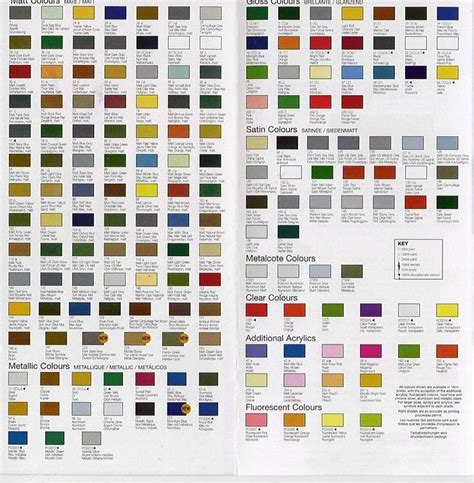 7 best auto paint color charts images on cars auto paint colors and color charts