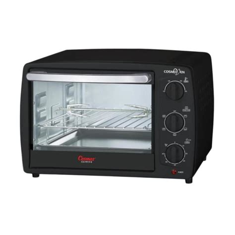Daftar Microwave Cosmos jual cosmos toaster co 9919r oven black harga