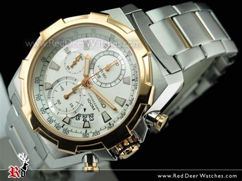 Seiko Chronograph Sndd50p1 by Buy Seiko Lord Quartz Chronograph Two Tone Mens
