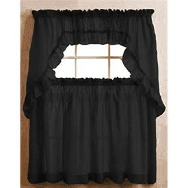 black kitchen curtains black kitchen curtains and valances images where to buy