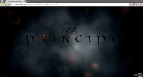 imagenes no web video de fondo en html5 rolandocaldas com