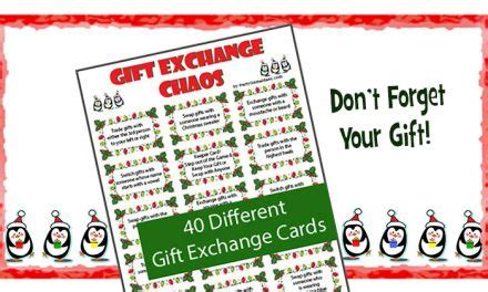 elf gift passing game free secret santa how to play gift exchange tips