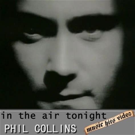 love is swinging in the air tonight phil collins in the air tonight clip official triple