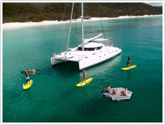 catamaran whitsundays charter whitsunday yacht charters how you should behave bare