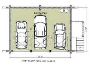 Garage Floor Plan How To Build A Garage Woodworking Shop Project Shed