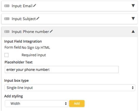 form design best practices 2015 wordpress popup contact form best practices recommendations