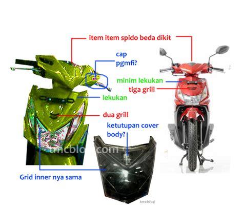 Cover Bawah Beat Fi Tmcblog 187 Tak Depan Honda Beat X Injeksi