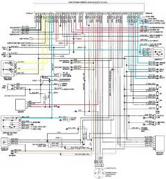 systemdiagram wire diagrams easy simple detail ideas general exle mazda b2200 wiring diagram