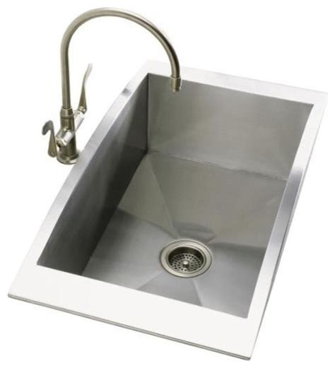 kohler k 3153 na swerve single basin self rimming kitchen