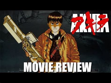 akira  review youtube