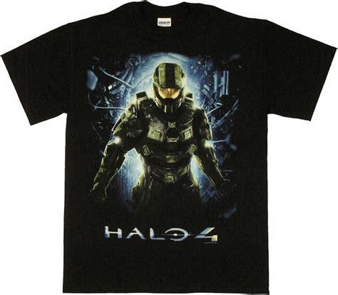 Tshirt Cal Master halo 4 master chief t shirt