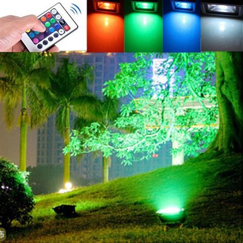 Landscape Accent Lighting 40 Best Led Multi Color Landscape Accent Lighting W Remote Controls Images On