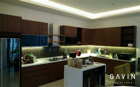 Per Meter Lemari Hpl Informasi Harga Kitchen Set Minimalis 2017 Terbaru