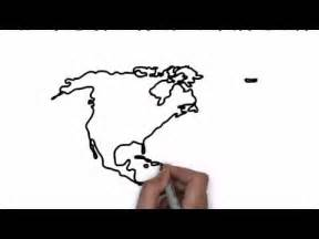us map easy to draw how to draw map of america