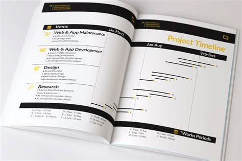 10 software development proposal template word psd and