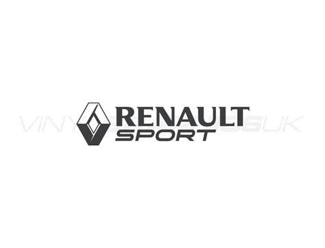 renault sport badge