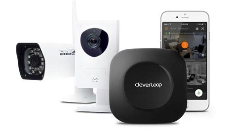 cleverloop smart home security system review rating