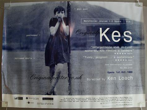 themes in the film kes kes original vintage film poster original poster