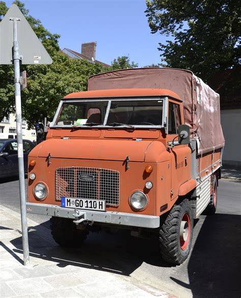 land rover minichs file land rover series iib fc truck in munich 02 jpg