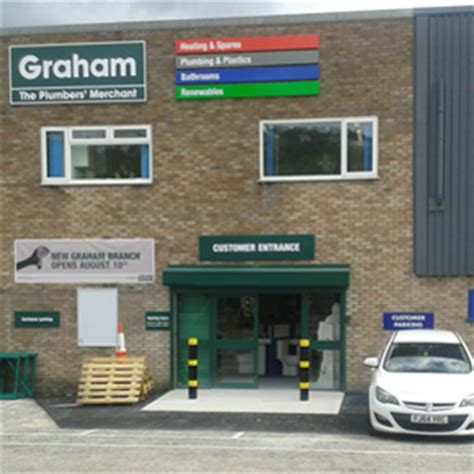 Grahams Plumbing Merchants by Graham Extends Its Reach Across The Uk