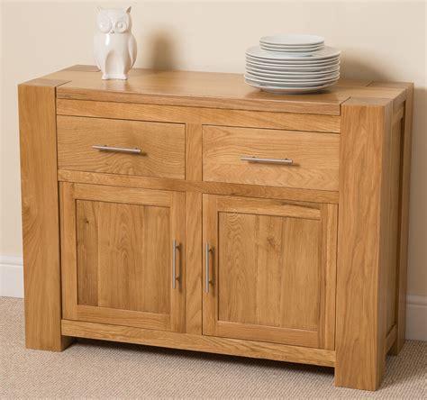 kuba solid oak wood small sideboard drawers doors dining room furniture ebay