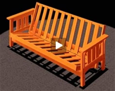 Free Futon Plans by Wood Futon Frame Plans Woodworking Plans And Information