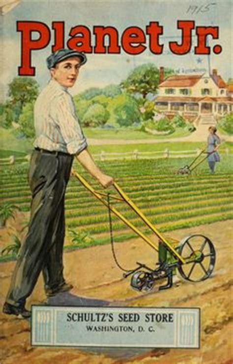 restored planet jr plow  planter hand tools