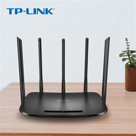 Wifi Speedy Fiber tp link dual band wdr6500 wireless router home wear wall