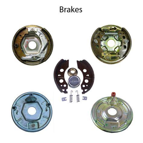 identifying trailer brakes uk trailer parts