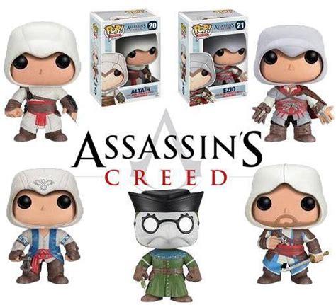 Funko Pop Ubisofts Assassins Creed Ii Ezio assassins creed 171 de brinquedo