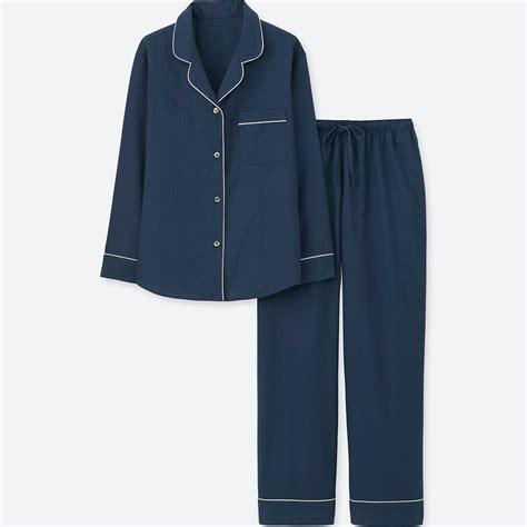 Piyama Ukuran Besar Minnie Big Size Pajamas uniqlo piyama katun piping lengan panjang